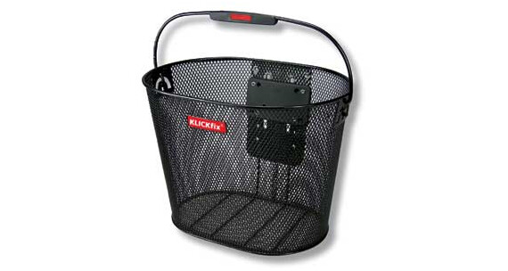 voorwiel basket Klickfix Oval Plus